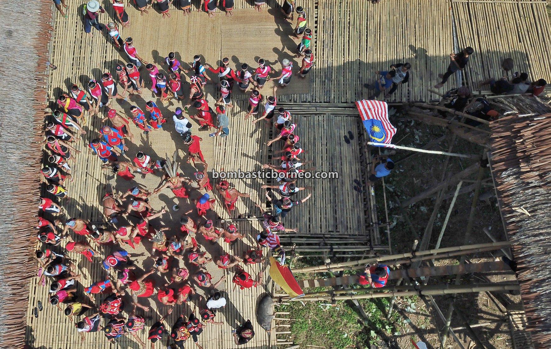 Gawai nyobeng, Sungkung Anep, Dusun Medeng, traditional, destination, culture, Bengkayang, Indonesia, Kalimantan Barat, Dayak Bidayuh, Ethnic, tribe, village, Obyek wisata, Tourism, Trans Borneo