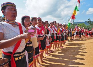 Gawai Dayak, Sungkung Anep, Dusun Medeng, authentic, traditional, culture, Bengkayang, Indonesia, West Kalimantan, native, tribe, Tourism, travel guide, Cross Border, Borneo
