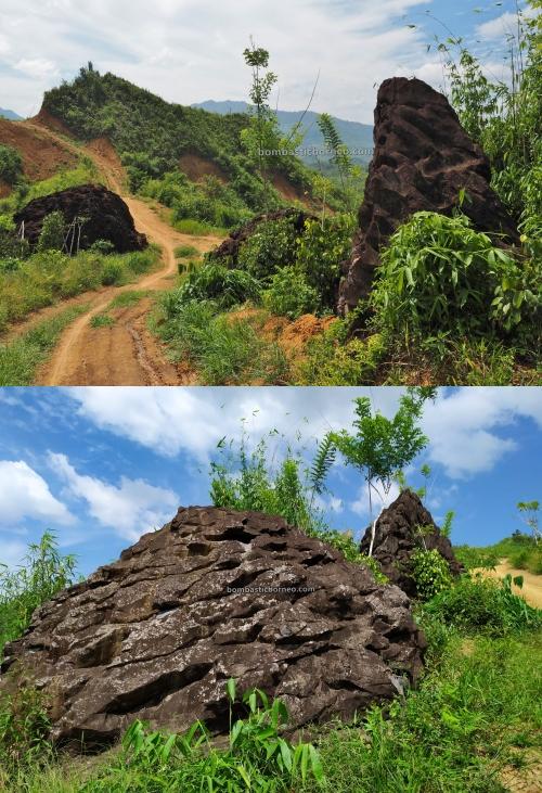 Dusun Anep, Sungkung Medeng, adventure, motorbike ride, traditional, exploration, Indonesia, Siding, Dayak Bidayuh, native, tourism, Cross Border, 穿越婆罗洲游踪, 印尼西加里曼丹,