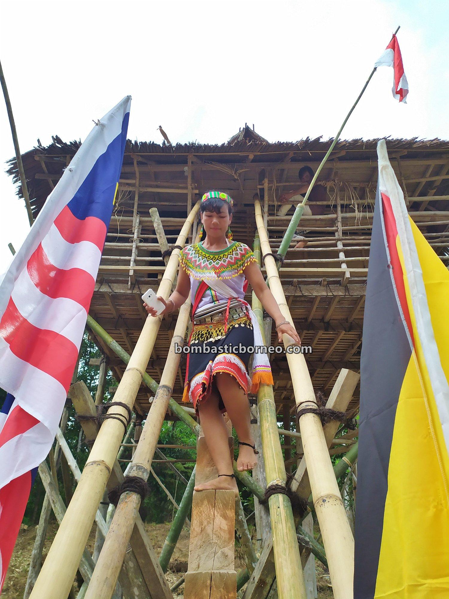 nyobeng, Dusun Medeng, traditional, culture, Bengkayang, native, tribe, highland, village, Obyek wisata, Tourism, travel guide, Borneo, 印尼西加里曼丹, 原住民丰收节日,