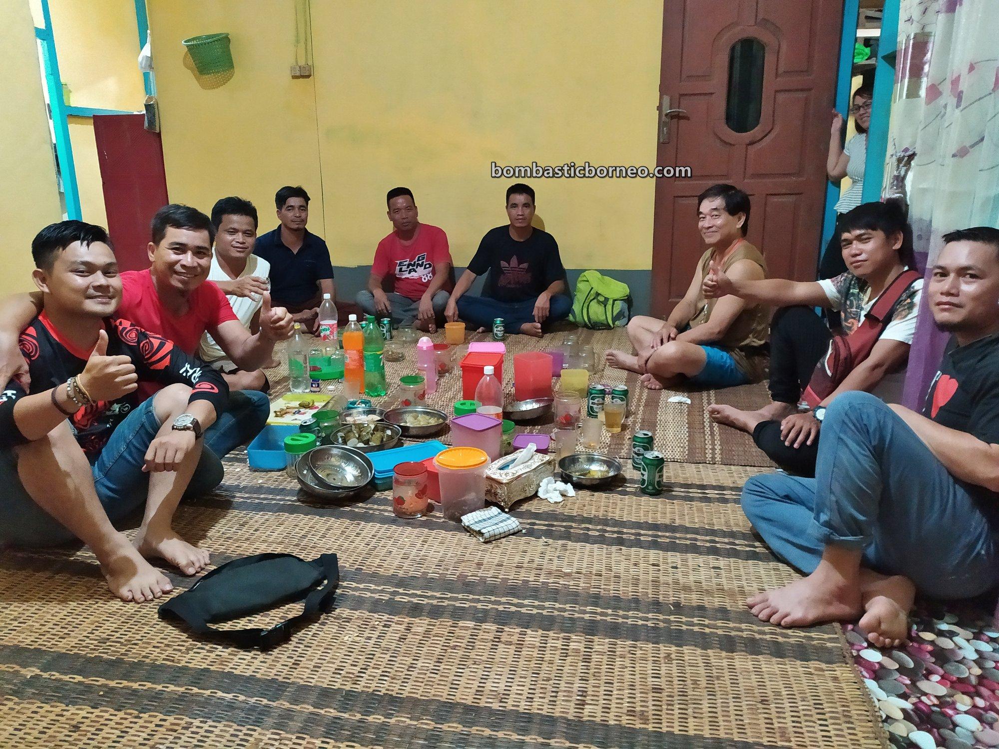 Dusun Medeng, traditional, Bengkayang, Indonesia, dayak bidayuh, ethnic, native, harvest festival, village, Tourism, Borneo, 婆罗洲西加里曼丹, 印尼孟加映, 宋宫比达友族部落,