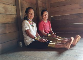 Sungkung Medeng, authentic, traditional, Bengkayang, Indonesia, West Kalimantan, native, Dayak Bidayuh, tribal, Obyek wisata, Tourism, Travel guide, Cross Border, 探索婆罗洲铜环女, 印尼达雅丰收节日, 西加里曼丹原住民