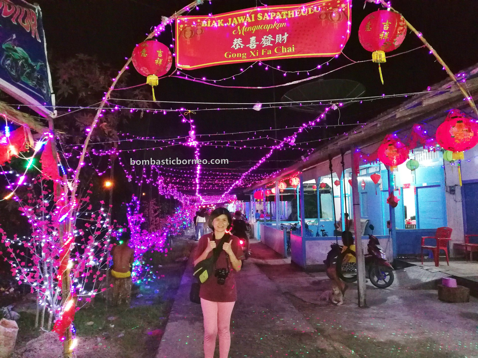 Tahun Baru Imlek, Chinese New Year, traditional, village, culture, Kampung Cina, Sambas, Indonesia, West Kalimantan, Jawai Selatan, Matang Suri, Tourism, travel guide, Borneo, Cross Border