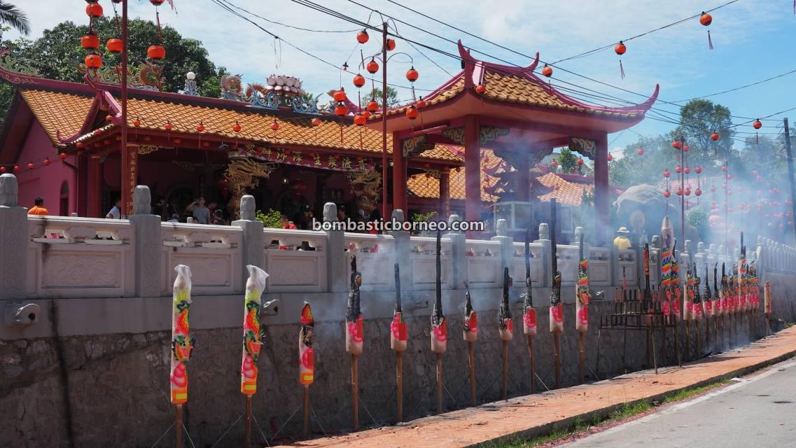 Chap Goh Meh Festival, Chinese New Year, budaya, authentic, Hakka town, Siniawan, Bau, Kuching, Sarawak, Malaysia, Dewa Dewi, Ethnic, Tahun Baru Imlek, temple, Tourism, Borneo
