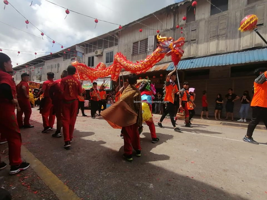Chap Goh Meh, Lantern Festival, parade, procession, Chinese New Year, culture, traditional, Hakka town, Siniawan, Bau, Kuching, Sarawak, Dragon Dance, Tahun Baru Imlek, tourist attraction, Borneo
