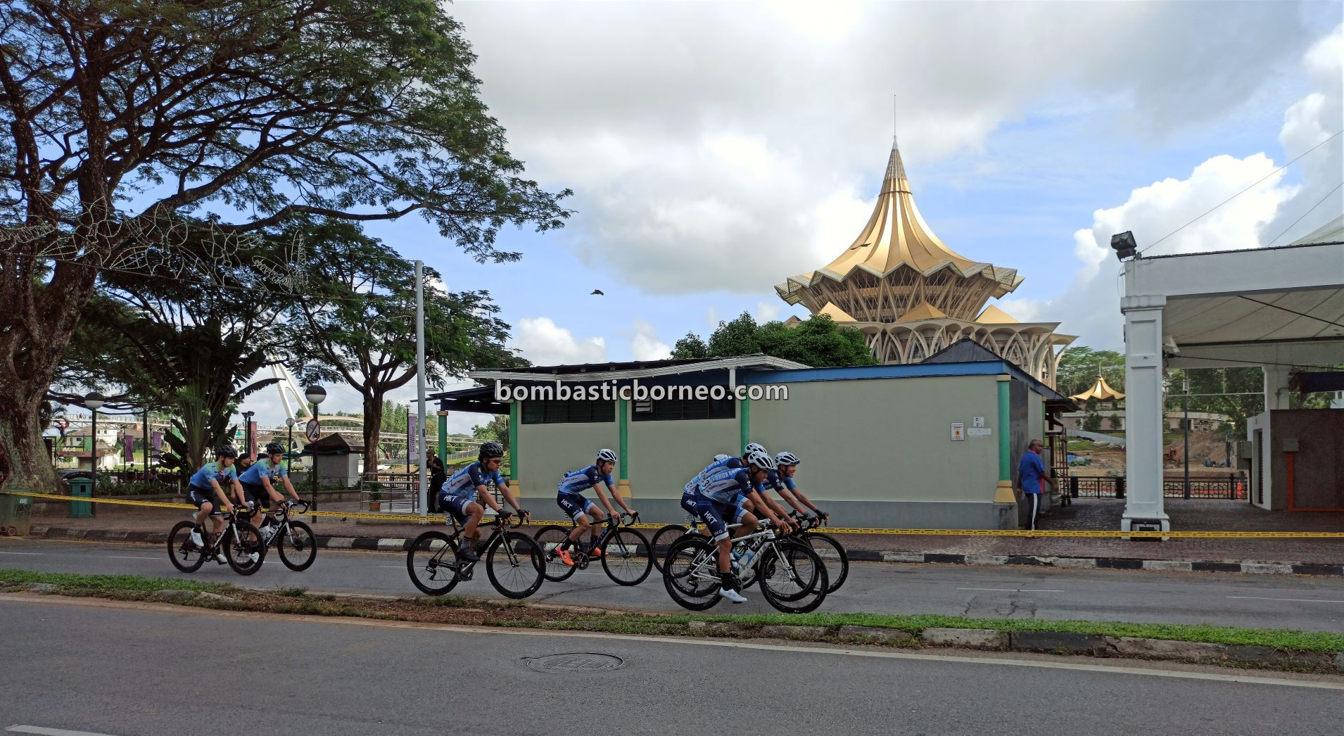 Petronas Le Tour De Langkawi, Cyclist, bicycle, championship, event, Borneo, tourist attraction, travel guide, 婆罗洲砂拉越, 古晋马来西亚, 骑自行车比赛