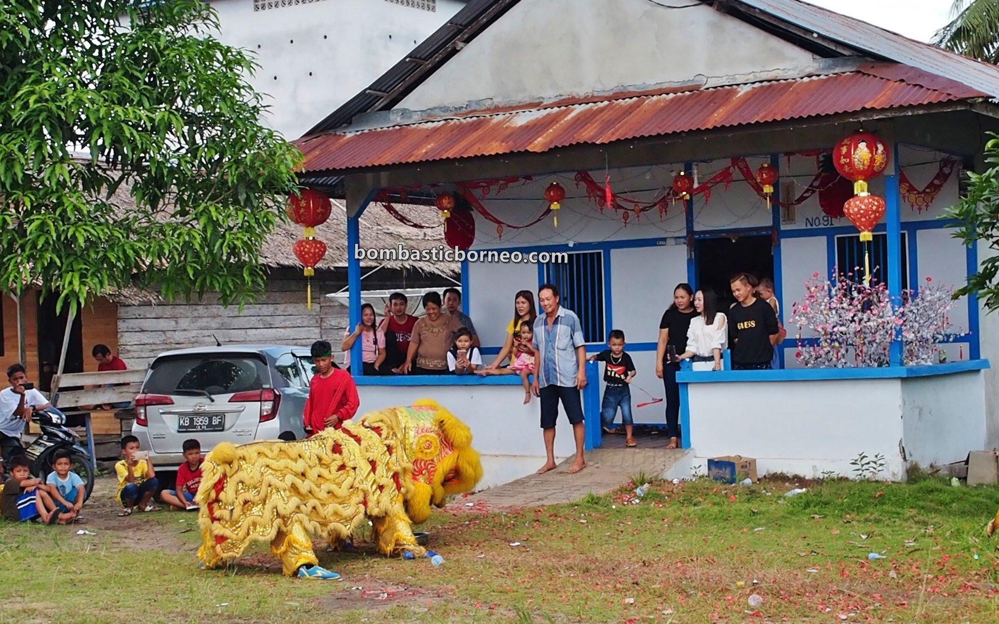 tahun baru imlek, chinese new year, traditional, Sambas, Indonesia, West Kalimantan, Sentebang, Jawai Selatan, Tourism, travel guide, Borneo, culture, budaya,