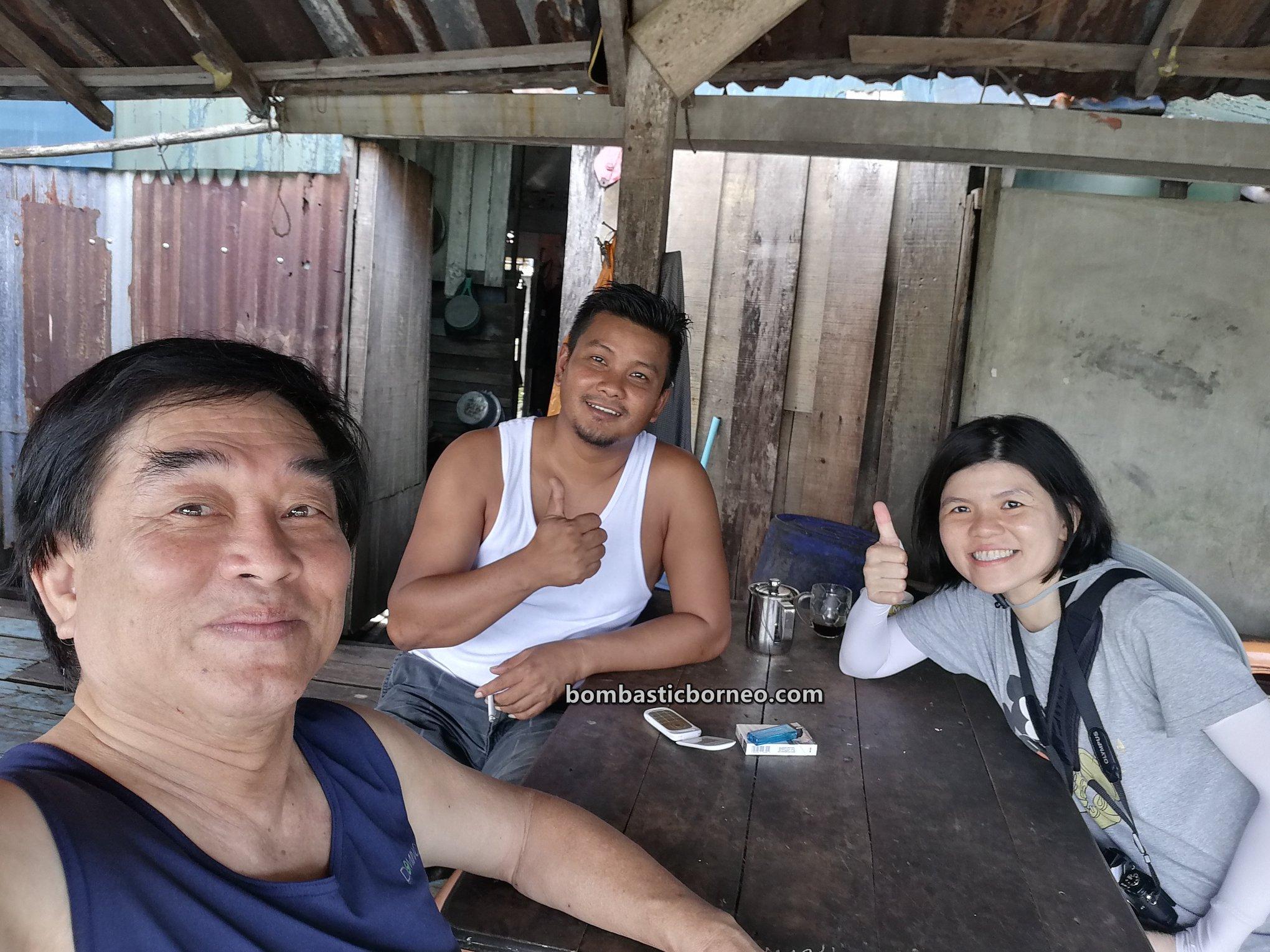 Malay Fishing Village, tradisional, authentic, traditional, Kalimantan Barat, Kelurahan Kuala, Tourism, Trans Border, 跨境婆罗洲游踪, 印尼西加里曼丹, 山口洋马来渔村