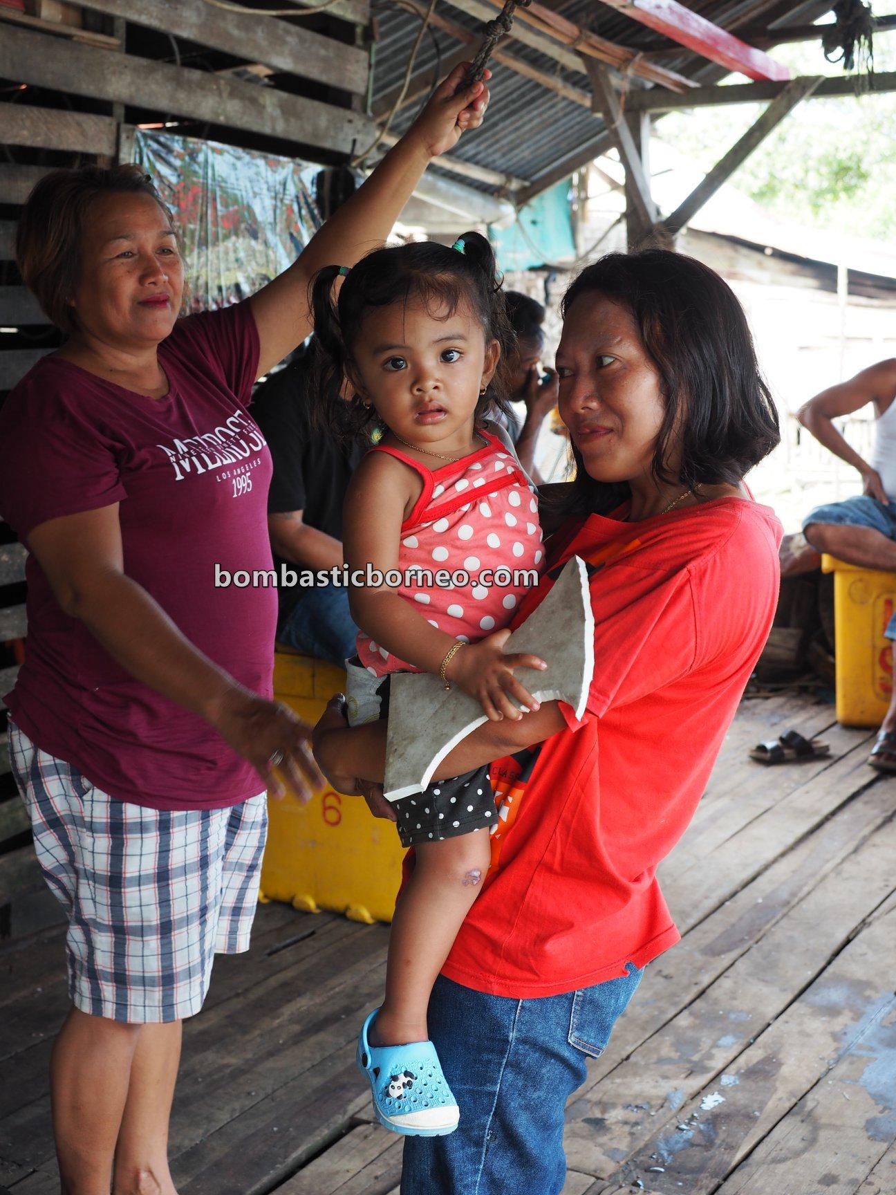 Kampung Nelayan Melayu, Malay Fishing Village, tradisional, traditional, seafood, Tourism, travel guide, Borneo, 婆罗洲印尼西加里曼丹, 山口洋马来渔村