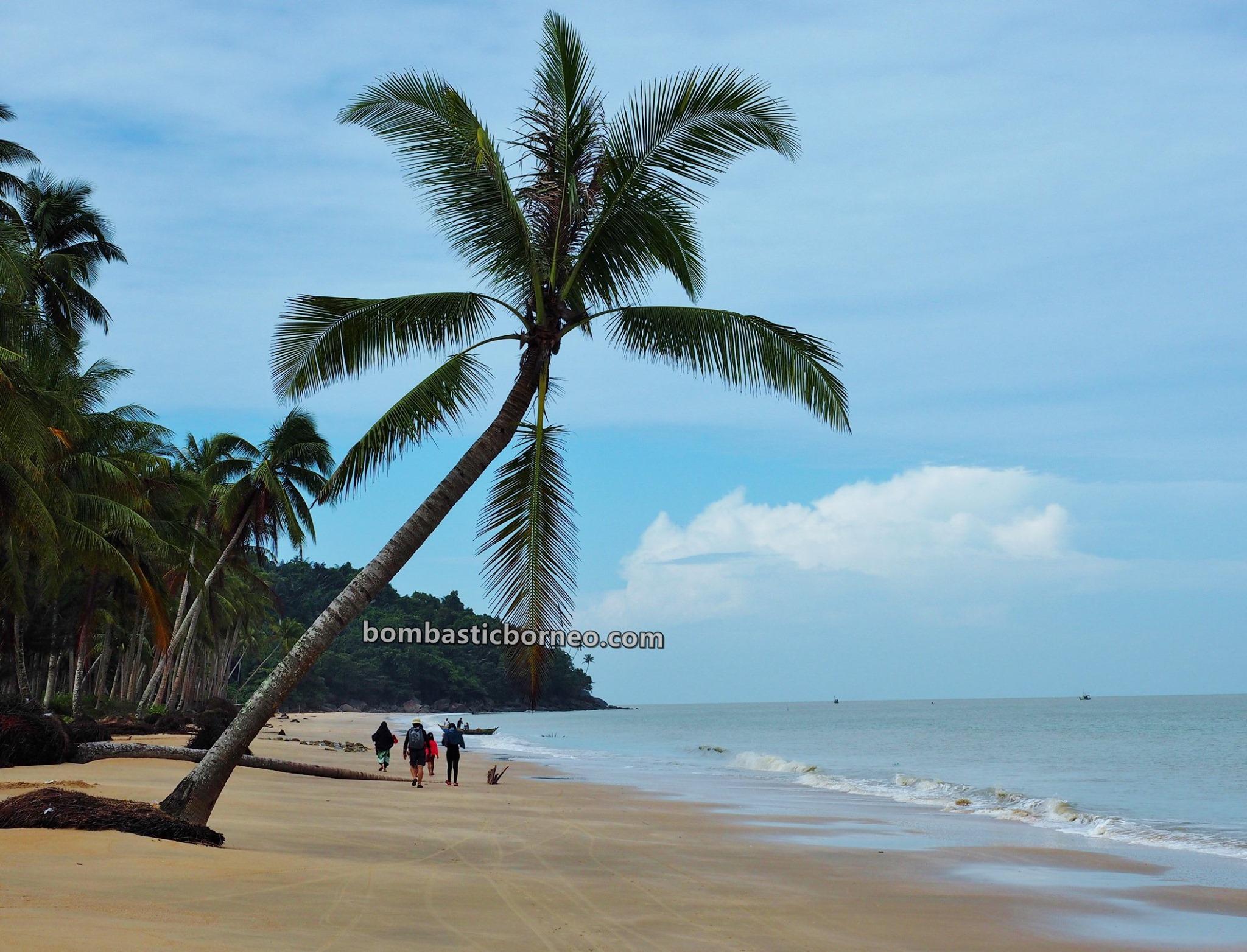 beach, adventure, nature, Malay fishing village, Kampung Melayu, Indonesia, West Kalimantan, Tourism, tourist attraction, travel guide, destination, Trans Borneo, 穿越婆罗洲游踪, 印尼西加里曼丹, 三发马来渔村