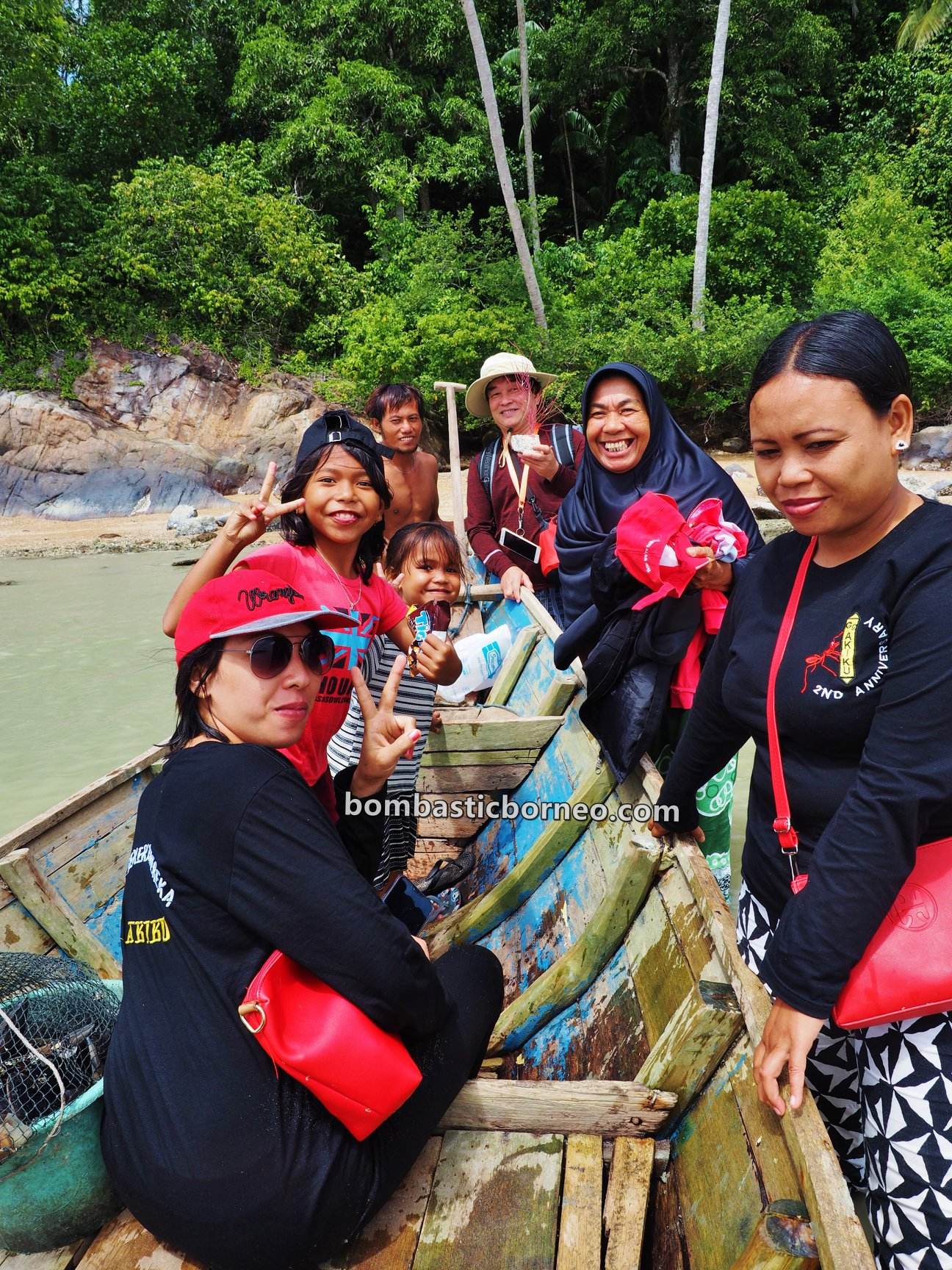 seafood, Kerang, nature, fishing village, Kampung Melayu, Kalimantan Barat, Jawai Laut, wisata alam, Tourism, tourist attraction, backpackers, Borneo, 跨境婆罗洲游踪, 印尼西加里曼丹, 三发马来渔村