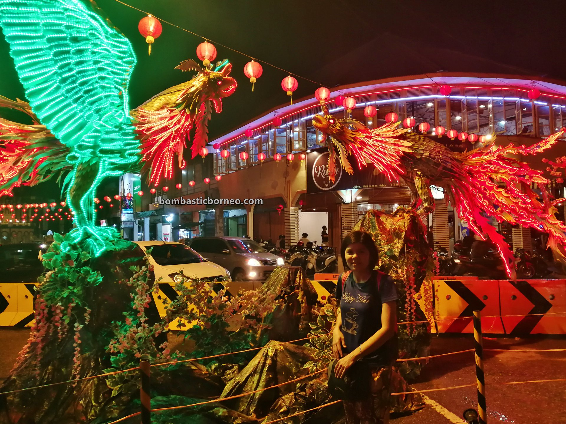 authentic, traditional, culture, Chinese New Year, festival, destination, West Kalimantan, Tourism, tourist attraction, travel guide, Cross Border, Borneo, 婆罗洲华人文化, 印尼西加里曼丹, 山口洋农历新年,