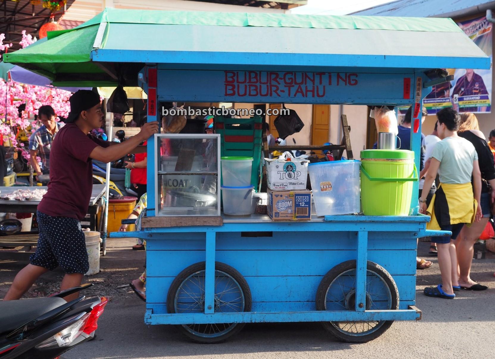 Morning Market, authentic, backpackers, destination, makanan laut, Kalimantan Barat, Kota Amoi, seafood, sayuran, vegetable, Obyek wisata, Tourism, travel guide, Trans Borneo