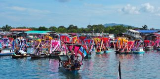 Water Festival, Pesta Regatta Lepa, Sailing Boat, destination, Sea Gypsies, Suku Bajau Laut, culture, Semporna, Sabah, Malaysia, Tourism, tourist attraction, travel guide, Trans Border, Borneo,