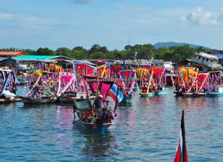 Water Festival, Pesta Regatta Lepa, Sailing Boat, destination, Sea Gypsies, Suku Bajau Laut, culture, Semporna, Sabah, Malaysia, Tourism, tourist attraction, travel guide, Trans Border, Borneo,