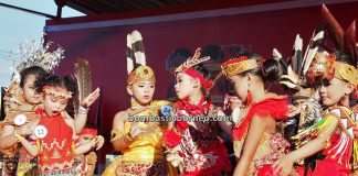 Gawai Dayak Sanggau, Rice Harvest Festival, traditional, budaya, event, indigenous, native, tribal, Indonesia, Kalimantan Barat, Tourism, obyek wisata, travel guide, Trans Border, Borneo
