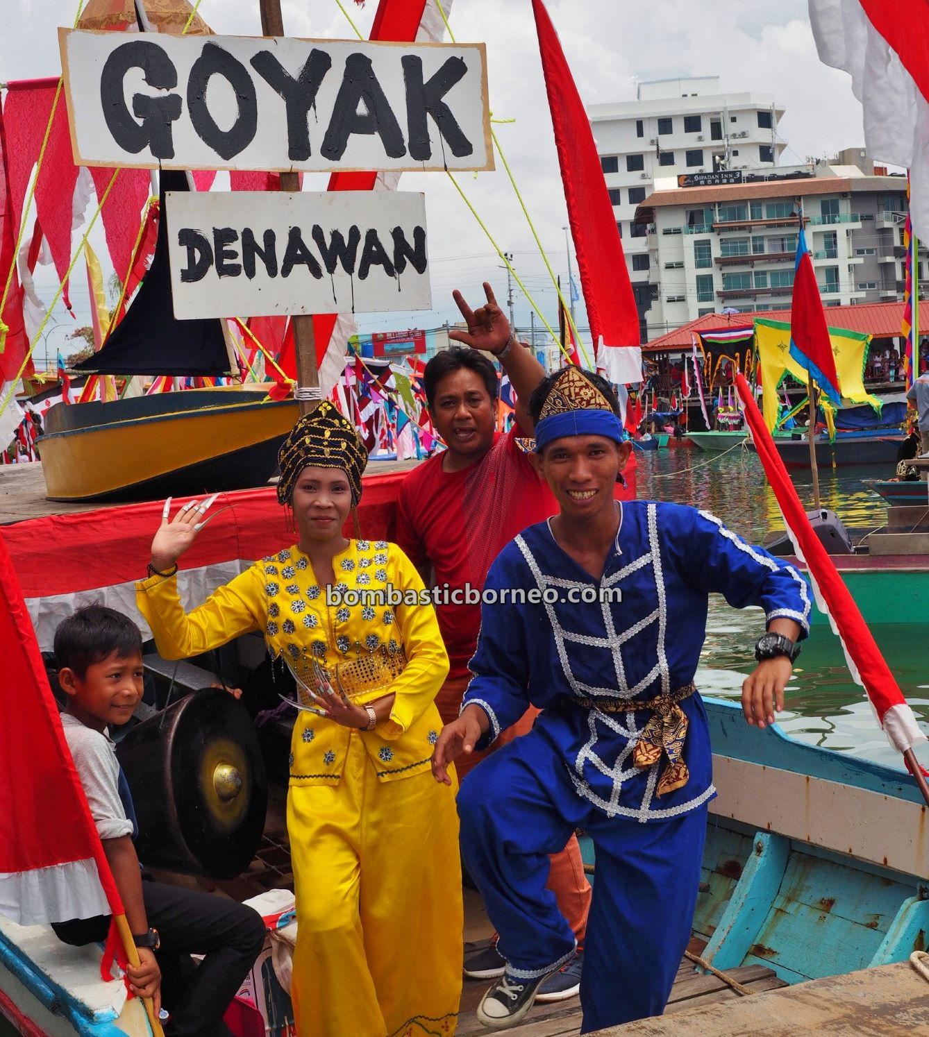 Water Festival, parade, Pesta Regatta Lepa, Sailing Boat, Sea Gypsies, ethnic, traditional, indigenous, Tawau, tourist attraction, travel guide, Borneo, 马来西亚旅游景点, 仙本那彩船节, 沙巴巴瑶民族文化
