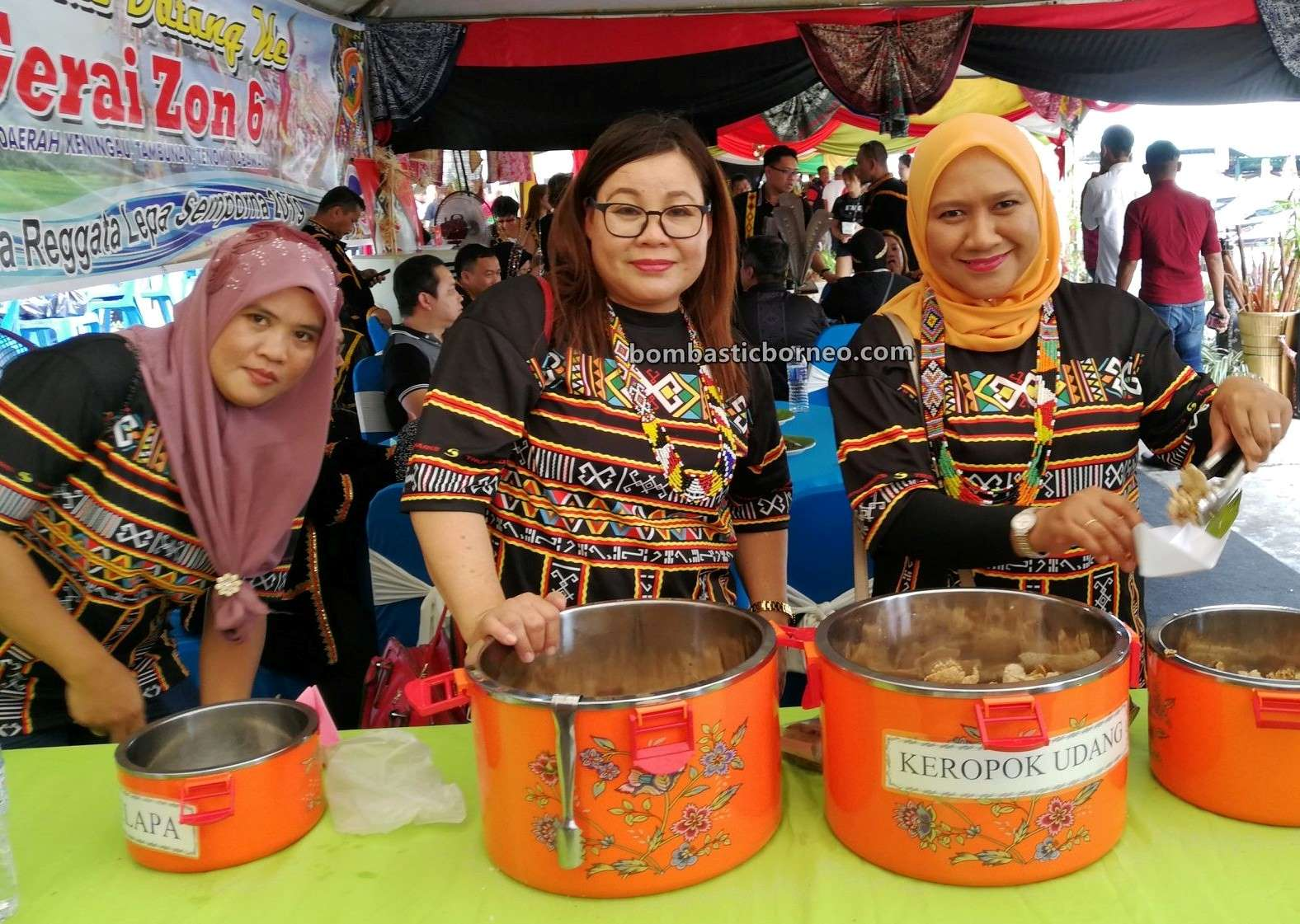 ethnic, budaya, culture, traditional, event, indigenous, Tawau, Semporna, Malaysia, Tourism, tourist attraction, Trans Borneo, 马来西亚沙巴, 仙本那彩船节