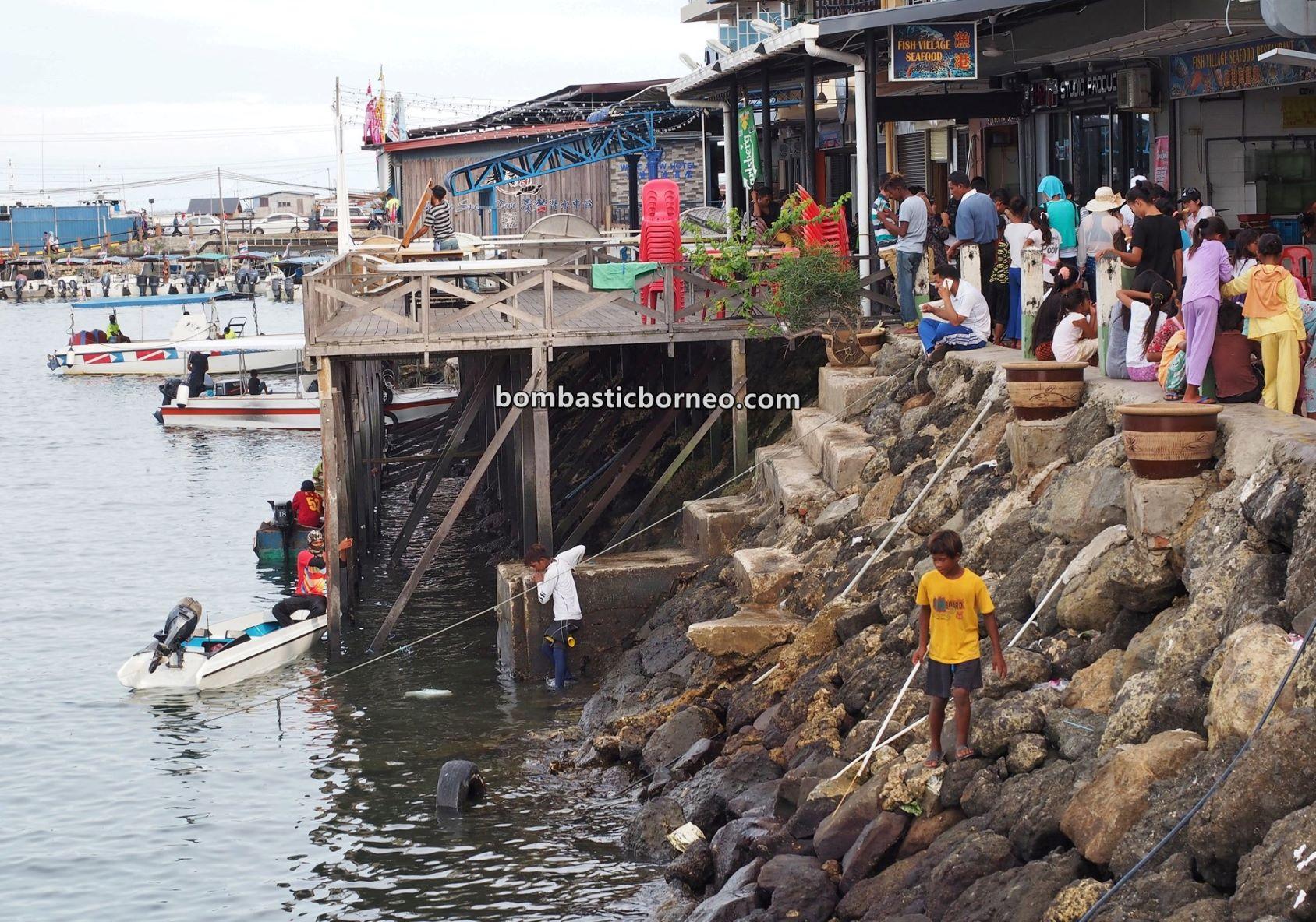 backpackers, destination, Suku Bajau Laut, ethnic, etnik, Tawau, Tourism, tourist attraction, travel guide, 探索婆罗洲沙巴, 仙本那巴夭民族