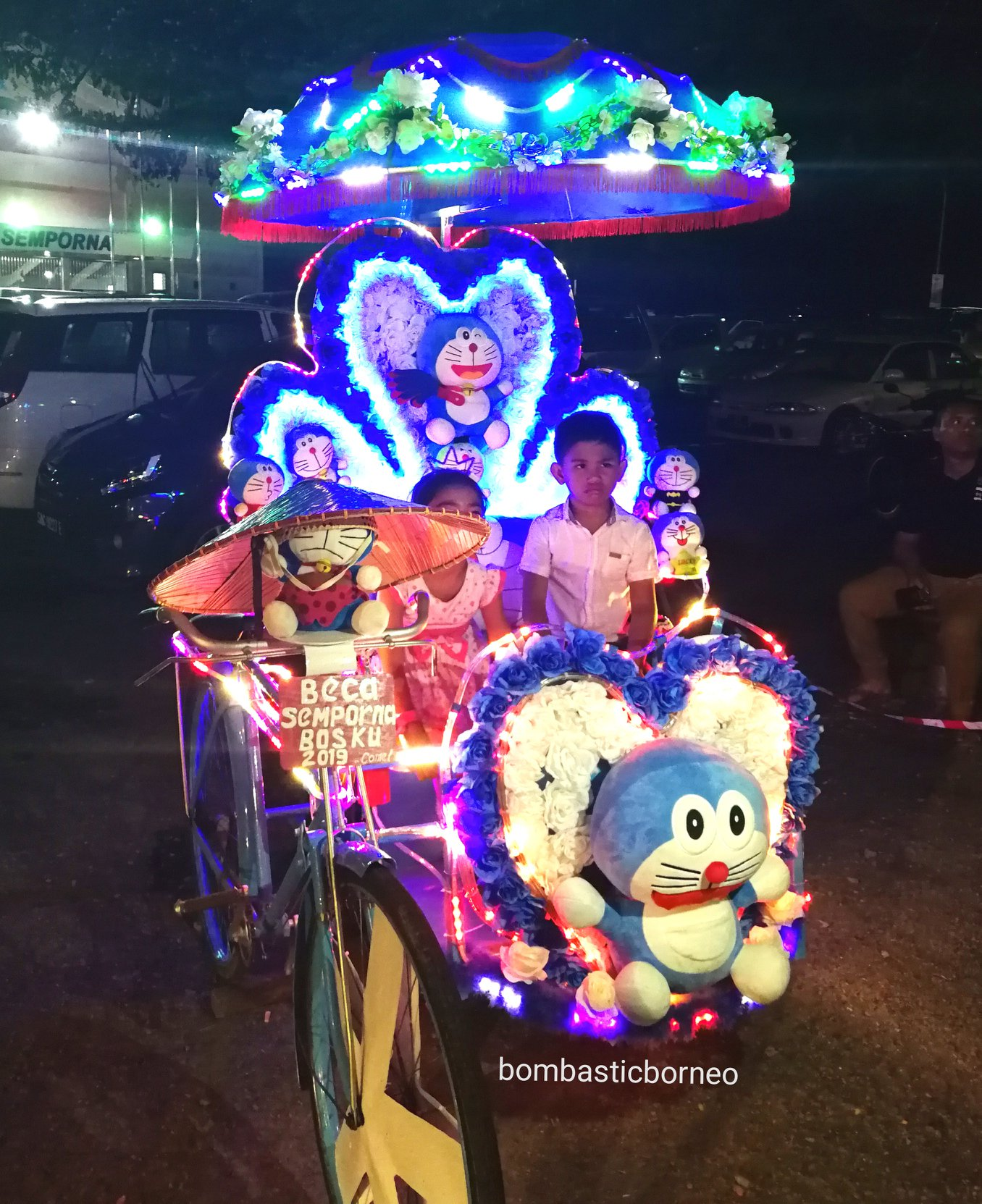 Pesta Regatta Lepa, Water Festival, backpackers, destination, Tourism, travel guide, 探索婆罗洲马来西亚, 沙巴仙本那