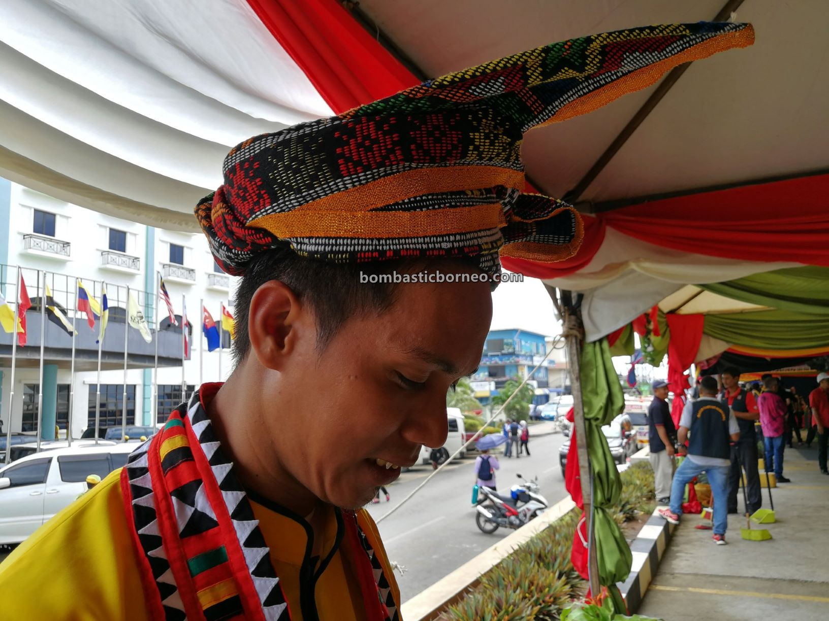 Water Festival, Pesta Regatta Lepa, etnik, budaya, culture, event, indigenous, Tawau, Semporna, Tourism, tourist attraction, travel guide, 跨境婆罗洲游踪, 仙本那彩船节, 沙巴传统文化