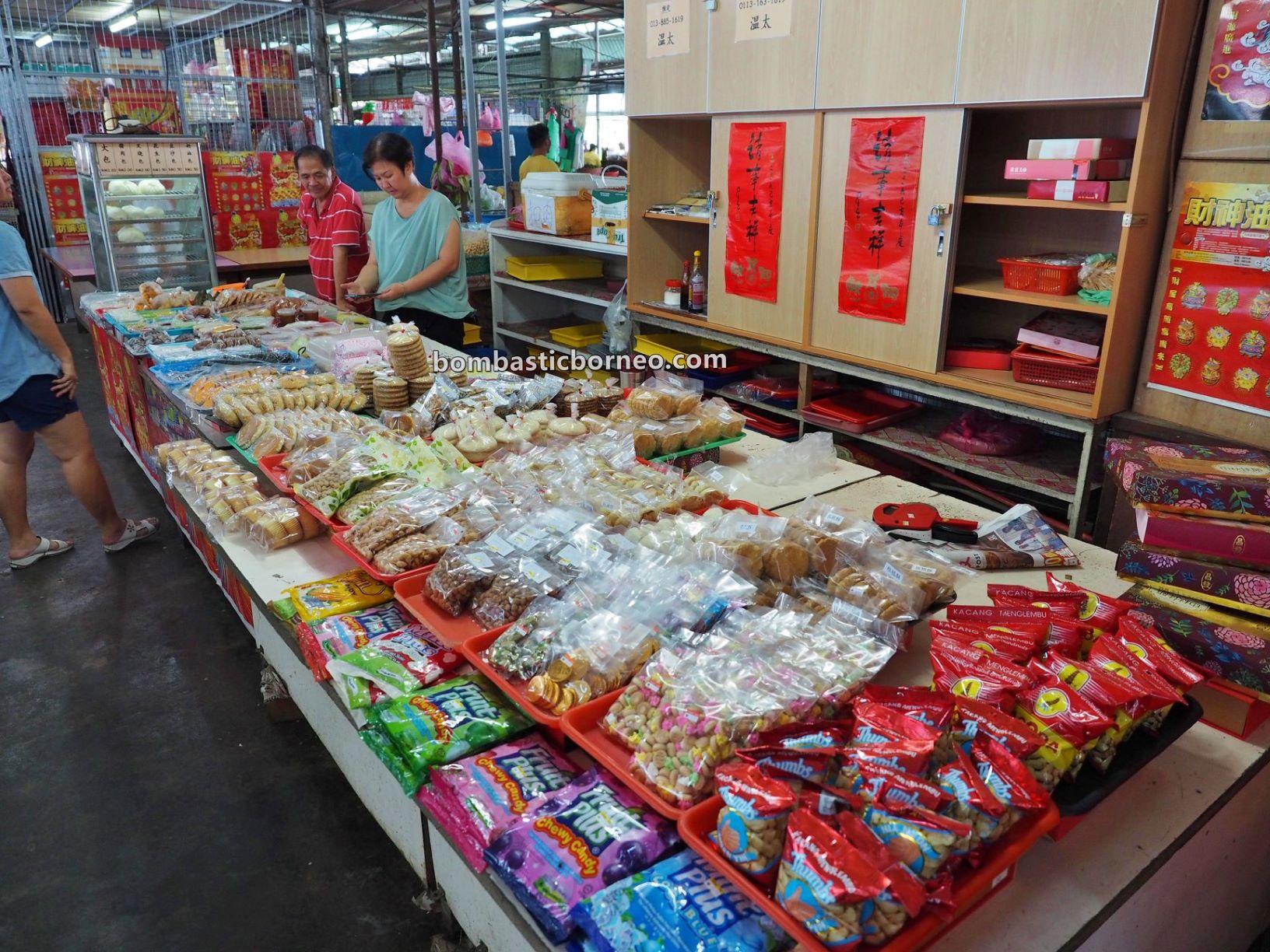 Pasar Sin On, local market, traditional, destination, exploration, seafood, food court, sayuran, vegetables, Borneo, Malaysia, Sabah, Tawau, Tourism, travel guide,