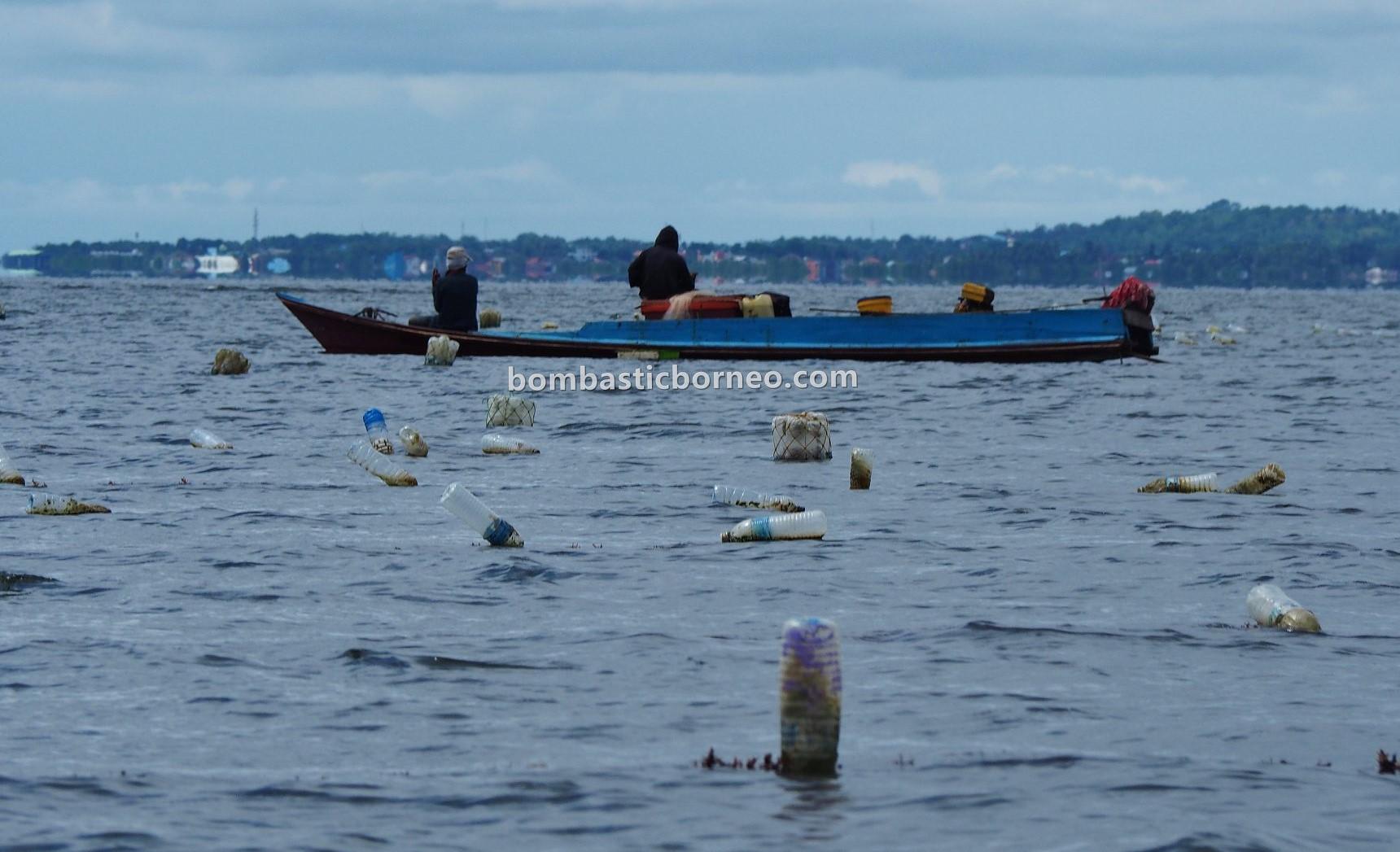 Pulau Nunukan, Sebatik Island, rumput laut, jelajah, exploration, adventure, Sabah, Malaysia, Indonesia, Kalimantan Utara, tourism, seaweed farming, Travel Guide, Trans Border, Borneo,