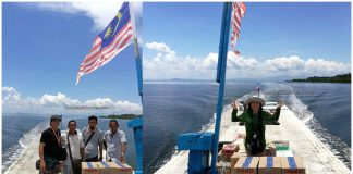 Sebatik Island, boat ride, adventure, backpackers, destination, exploration, jelajah, Transportation, Sabah, Tawau, Malaysia, Tourism, Travel Guide, cross border, Borneo,