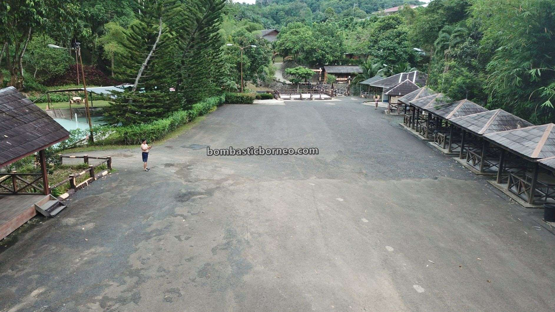 Sankina Hotspring Park, nature, outdoor, recreational, water park, destination, exploration, family vacation, holiday, Tawau, Sabah, Malaysia, Tourism, Travel guide, Borneo,