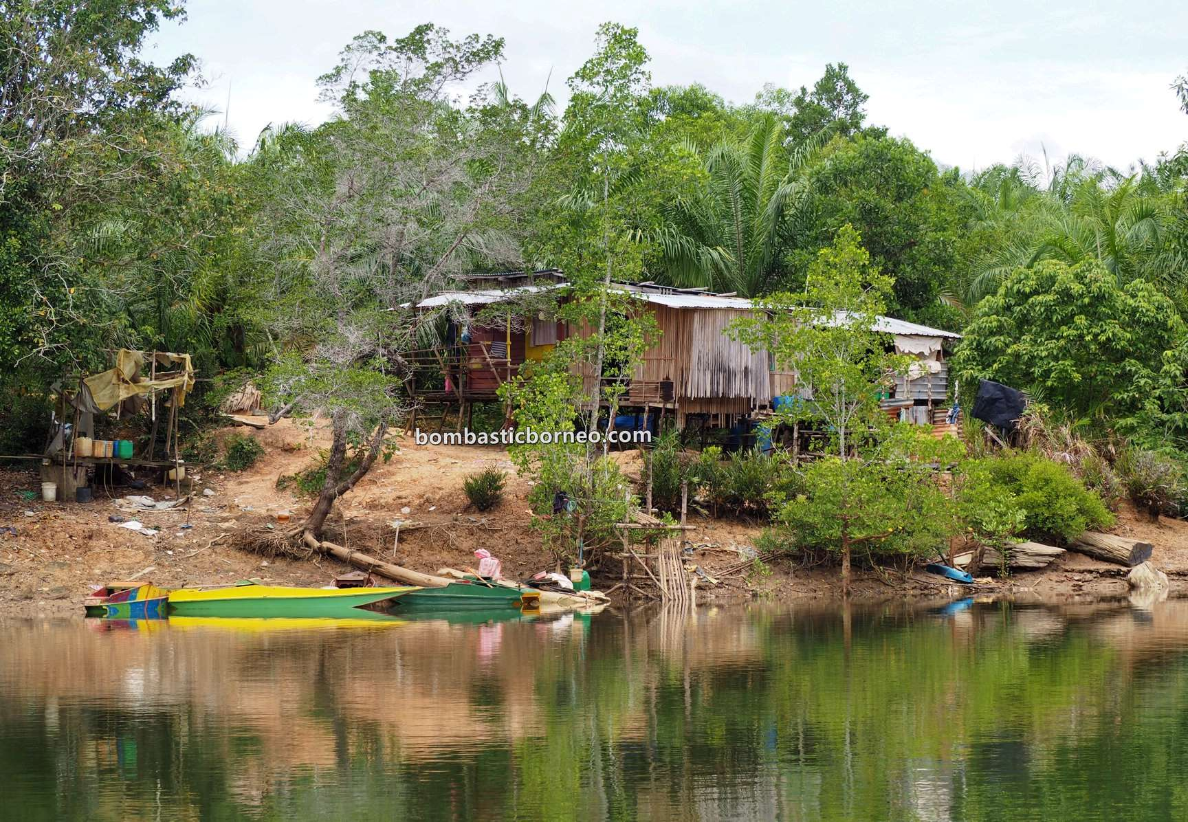 Pulau, boat ride, jelajah, exploration, nature, backpackers, Tawau, Malaysia, tourism, tourist attraction, Travel Guide, 探索婆罗洲游踪, 马来西亚沙巴