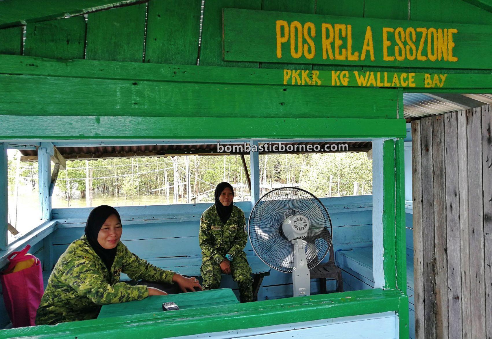 exploration, jelajah, Kampung Melayu, malay village, Malaysia, Bergosong, Mentadak Baru, Tongkang, Travel Guide, Borneo,