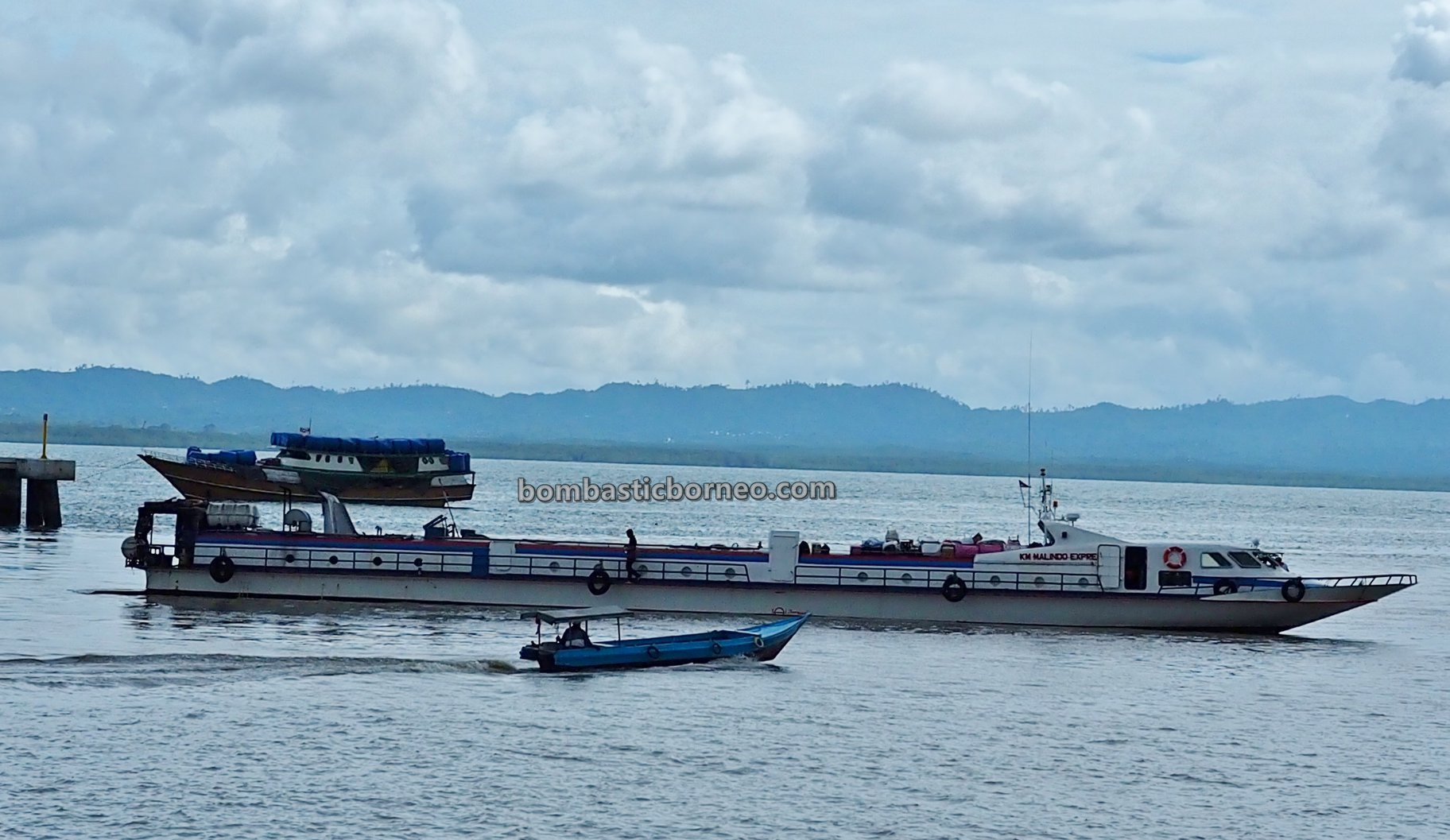 transportation, Ferry port, terminal feri, backpackers, destination, exploration, Pekan, town, Malaysia, Sabah, Tourism, tourist attraction, Travel Guide, 跨境婆罗洲游踪, 马来西亚沙巴, 斗湖轮渡码头