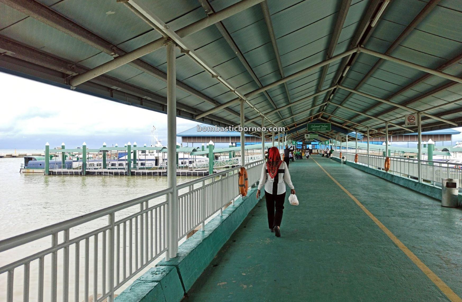 North Kalimantan, Feri port, backpackers, destination, exploration, Pekan, town, Malaysia, Tourism, tourist attraction, Travel Guide, 穿越婆罗洲游踪, 马来西亚沙巴, 斗湖轮渡码头