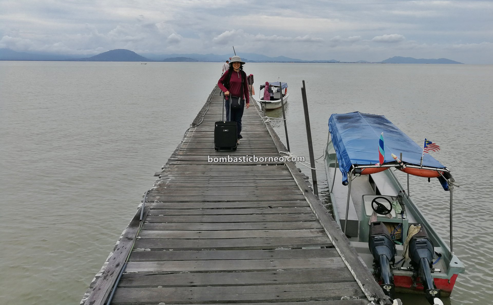 Island, boat ride, jelajah, exploration, adventure, backpackers, Malaysia, kampung melayu, tourism, Travel Guide, Trans Border, Borneo, 跨境婆罗洲游踪, 马来西亚沙巴斗湖