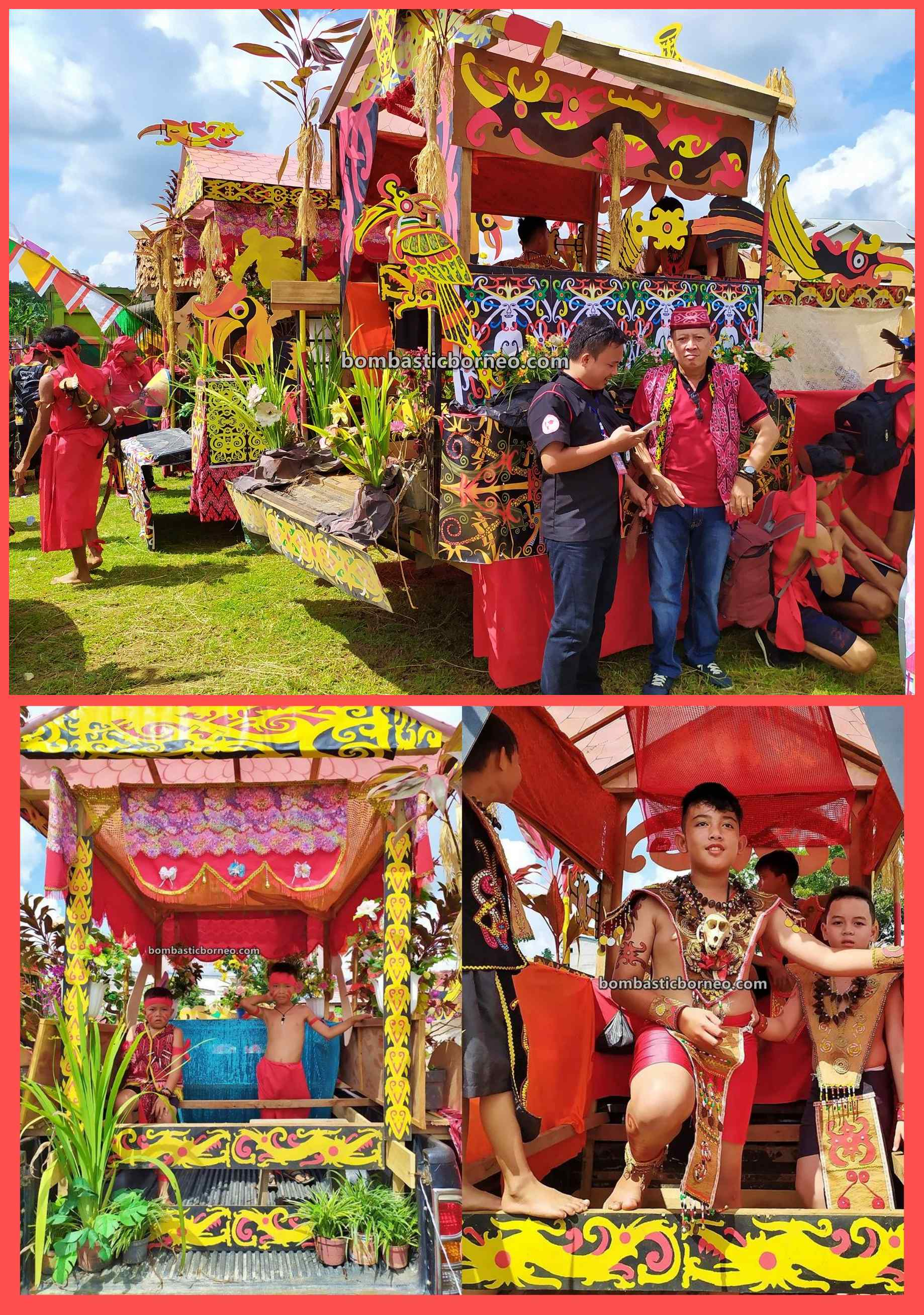 Festival Budaya Dayak, authentic, indigenous, culture, event, native, tribal, Indonesia, Kalimantan Barat, destination, Obyek wisata, Tourism, travel guide, Trans Border, Borneo