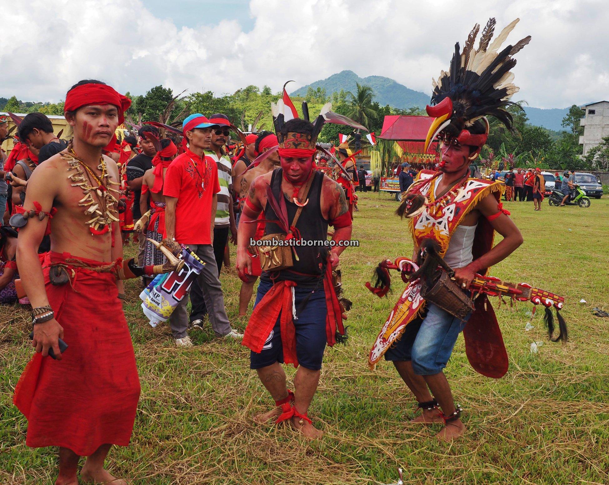 Festival Budaya Dayak, indigenous, traditional, event, tribal, Kalimantan Barat, destination, Obyek wisata, Tourism, travel guide, Cross Border, Borneo, 探索婆罗洲游踪, 印尼西加里曼丹, 孟加映达雅传统文化