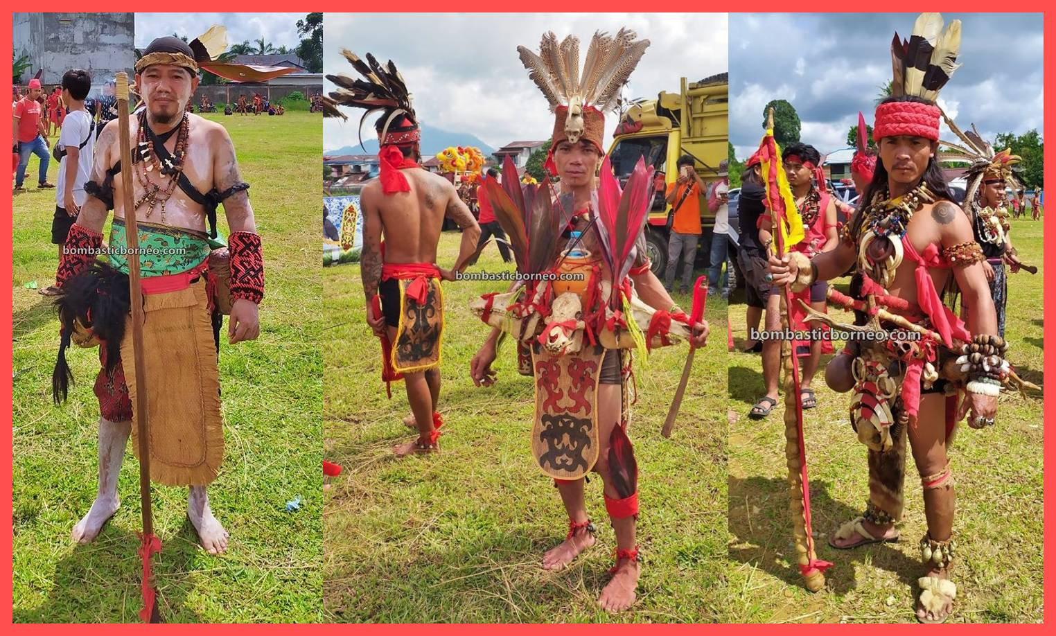 authentic, traditional, event, Ethnic, tribe, Tangkitn raksasa, backpackers, destination, Tourism, tourist attraction, travel guide, Borneo, 印尼西加里曼丹, 婆罗洲达雅文化, 孟加映原住民部落