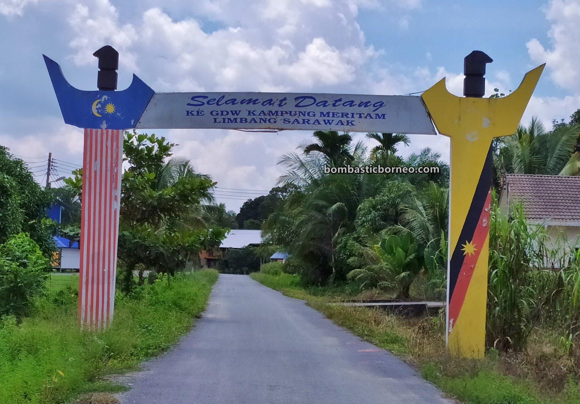 Lumpur Bebuak, Mud Volcano, Mud Pools, Malay Village, adventure, Kampung Melayu, backpackers, exploration, Tourism, tourist attraction, Borneo, 马来西亚砂拉越, 林梦泥火山旅游景点,
