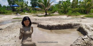 Lumpur Bebuak, Mud Pools, Kampung Meritam, adventure, outdoor, backpackers, destination, Malaysia, Tourist attraction, travel guide, Trans Border, Borneo, 婆罗洲游踪, 马来西亚砂拉越林梦, 泥火山旅游景点,