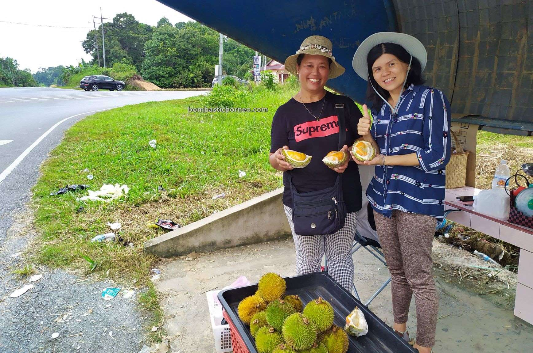 Lumpur Bebuak, Mud Volcano, Kampung Meritam, Kampung Melayu, Malay Village, adventure, destination, exploration, Tourism,