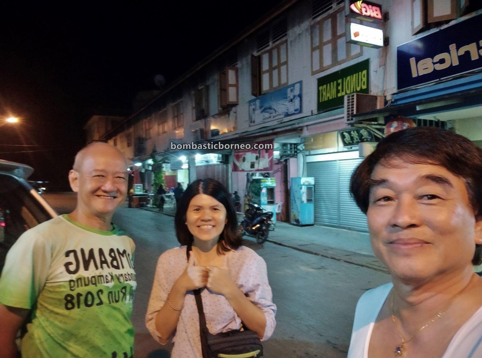 local market, night street market, exploration, Tourism, tourist attraction, travel guide, 探索婆罗洲游踪, 砂拉越林梦