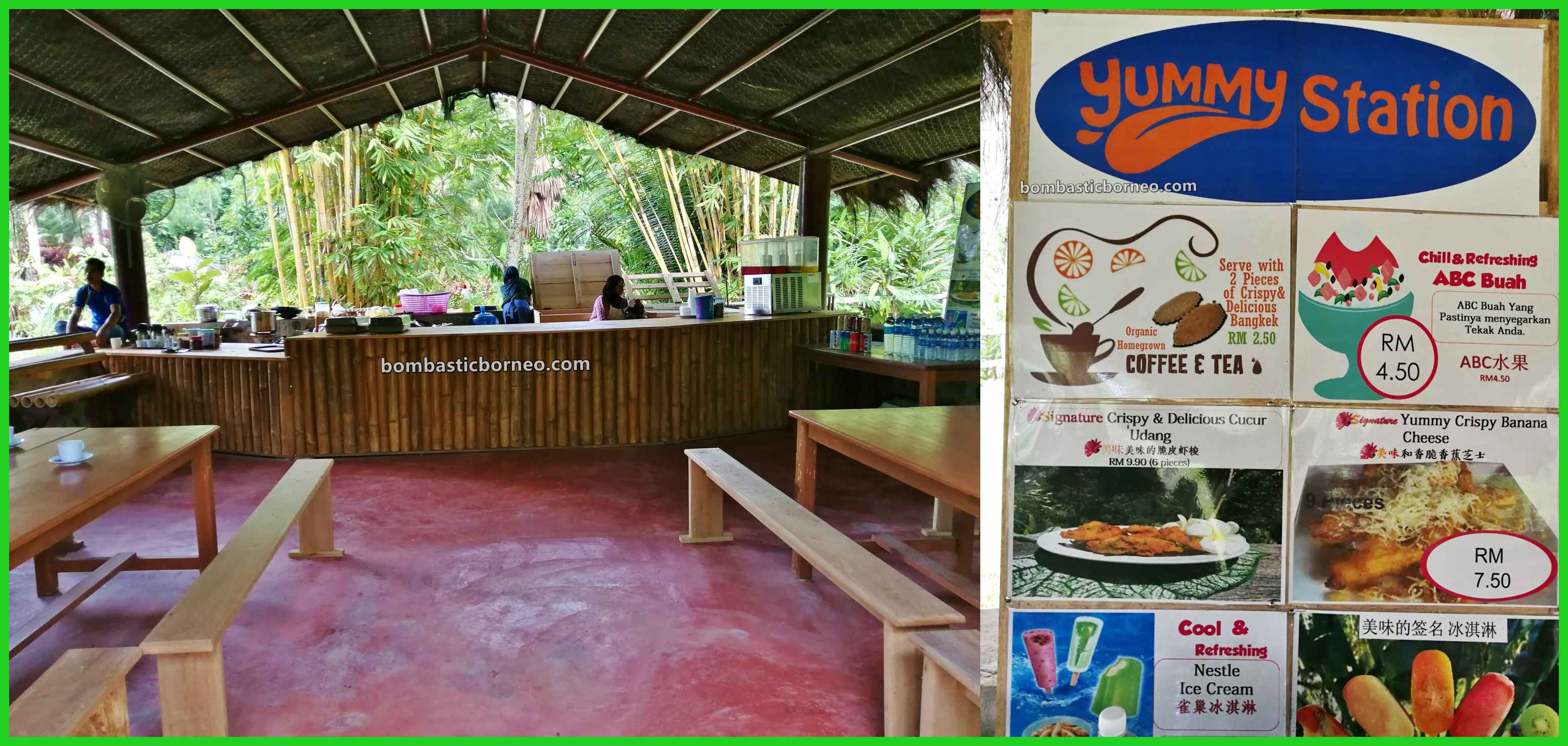 accommodation, chalets, adventure, nature, outdoor, backpackers, destination, recreational, Malaysia, Sabah, tourist attraction, travel guide, Trans Borneo, 马来西亚沙巴, 斗湖旅游景点,