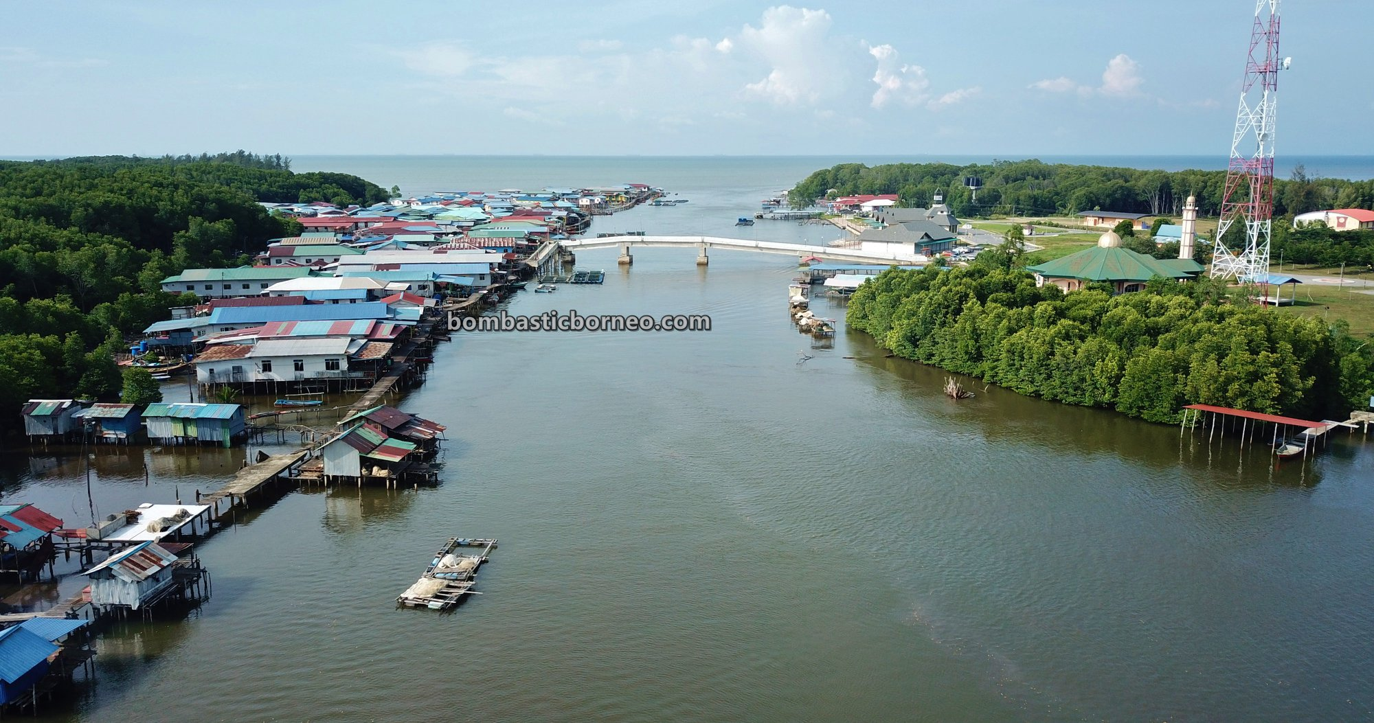 authentic, traditional, Kampung Awat-Awat, water village, fishing village, backpackers, destination, Lawas, Limbang, Malaysia, Sarawak, Tourism, tourist attraction, travel guide, Borneo