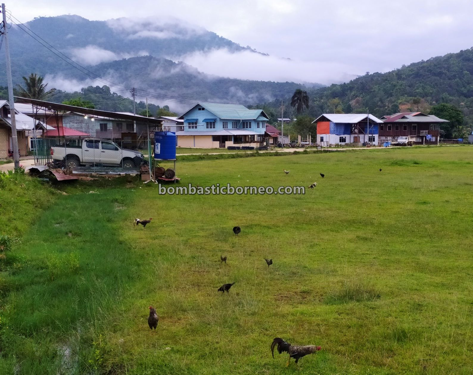 Bakelalan Highlands, backpackers, exploration, Interior, village, Long Langai, Sarawak, Malaysia, Lun Bawang, Orang Asal, homestay, Tourist attraction, Travel Guide, Cross Border, Borneo,
