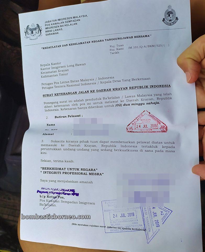Pos Imigresen Malaysia, Immigration checkpoint, North Kalimantan, Nunukan, Krayan, Long Bawan, Bakelalan, Sarawak, adventure, backpackers, exploration, Trans Border, 探索婆罗洲游踪, 马来西亚巴卡拉兰, 砂拉越边境检查站