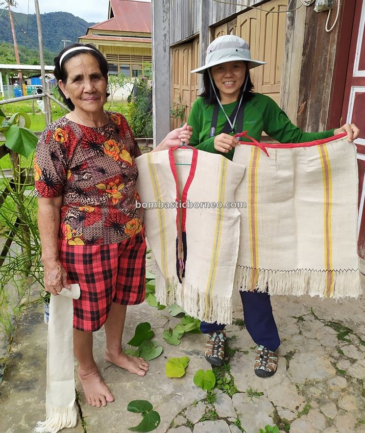 Kerajinan, Crafts, Koperasi Wanita Rurum Megai, Long Bawan, authentic, traditional, Nunukan, Suku Dayak Lundayeh, native, tribe, Tourism, travel guide, 探索婆罗洲原住民, 印尼北加里曼丹, 弄达耶族手工艺品