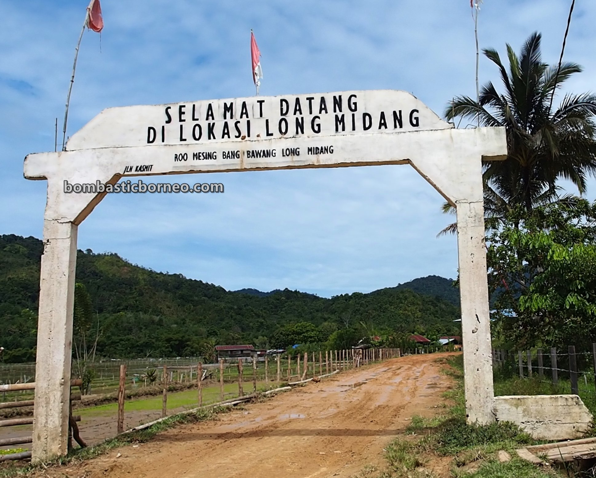 Dayak Lundayeh, Border village, adventure, authentic, backpackers, exploration, Interior, Highlands, native, tourist attraction, travel guide, Cross Border, Trans Borneo, 跨境婆罗洲印尼, 北加里曼丹内陆