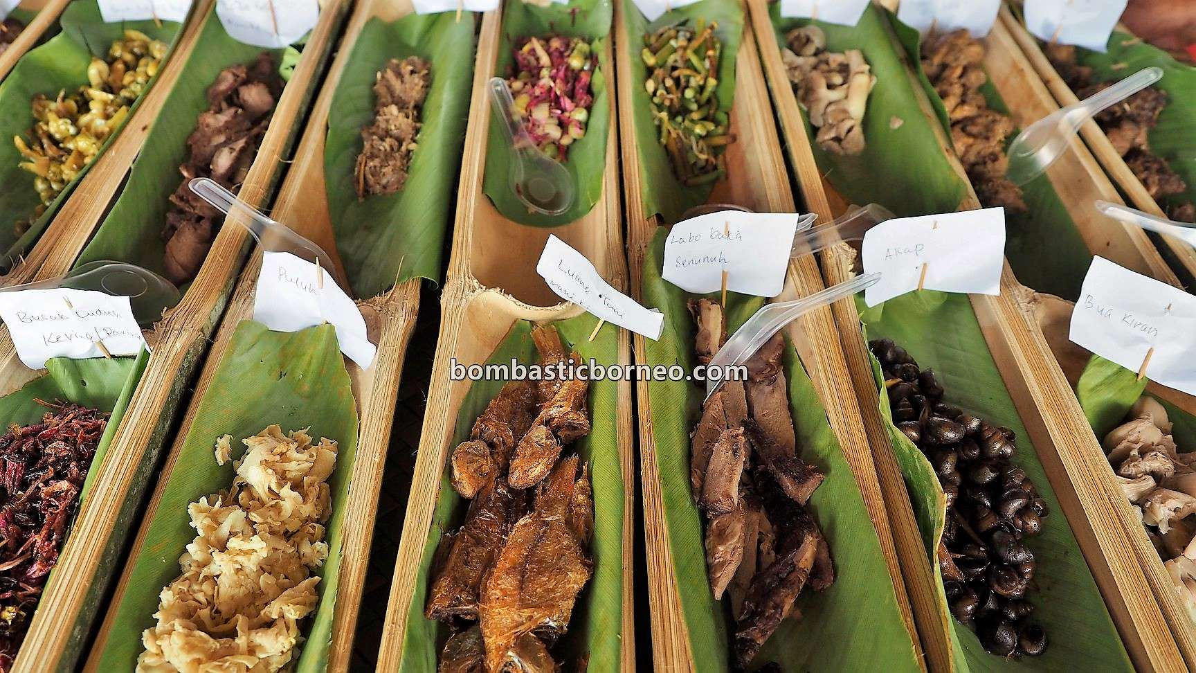 Pesta Nukenen, Bario Food Cultural Festival, exotic culinary, authentic, traditional, backpackers, native, Orang Ulu, tribal, Dayak Kelabit, Malaysia, Sarawak, Tourist attraction, travel guide, Borneo