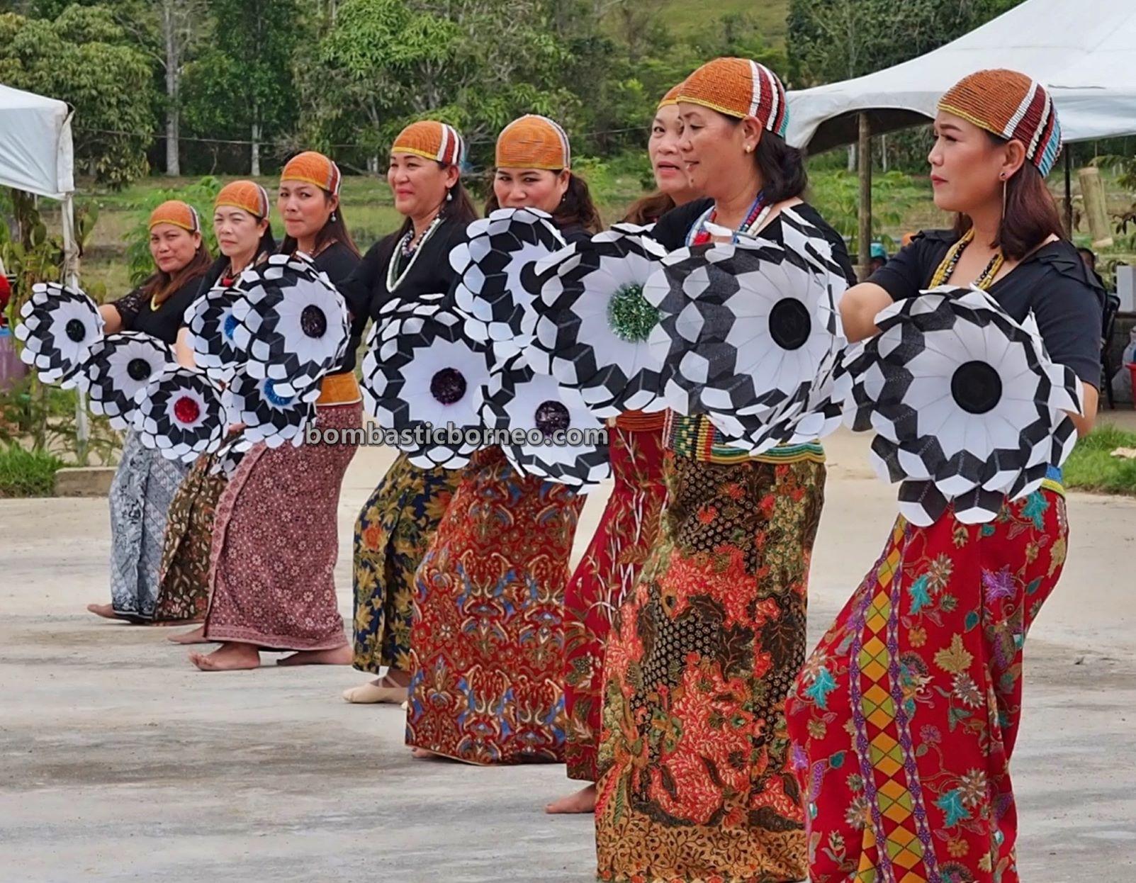 Pesta Nukenen, Bario Food Cultural Festival, traditional dance, authentic, indigenous, destination, native, Orang Ulu, tribal, Kelabit people, Malaysia, Sarawak, Tourism, travel guide, Trans Borneo,