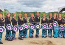 Pesta Nukenen, Bario Food Cultural Festival, traditional dance, authentic, indigenous, ethnic, native, Orang Ulu, tribal, Kelabit highlands, Malaysia, Sarawak, Tourism, travel guide, Trans Borneo,